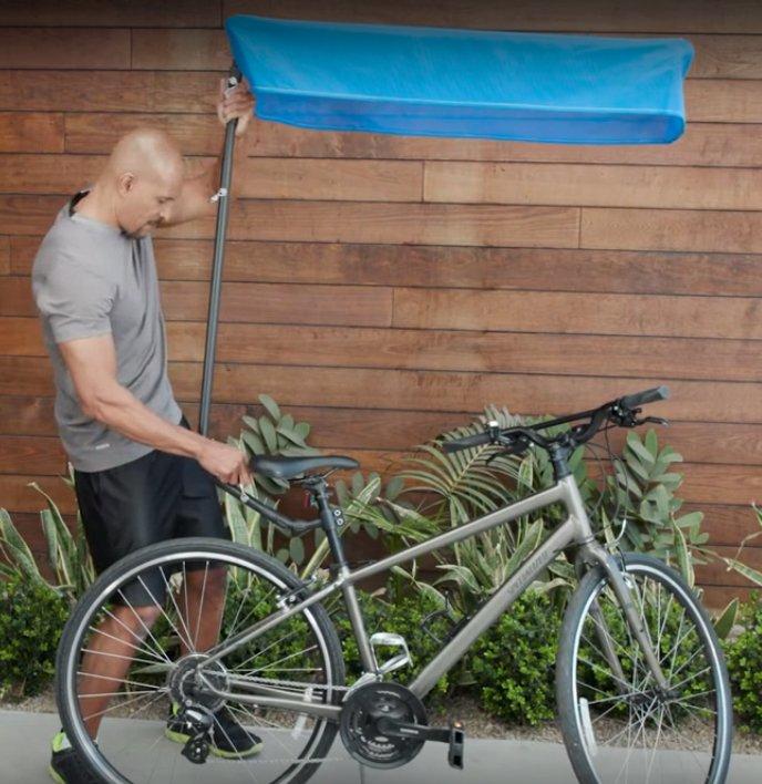 Buy Bicycle Sunshade