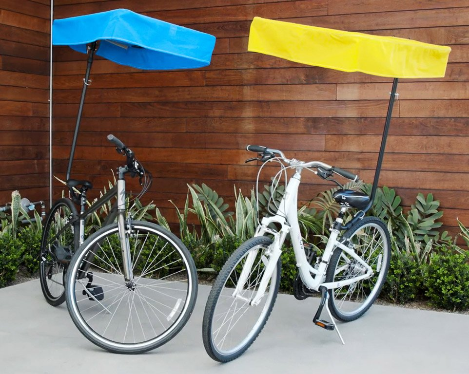 Contact To Buy A Bicycle Canopy | Bicycle Sunshade Canopy Accessories