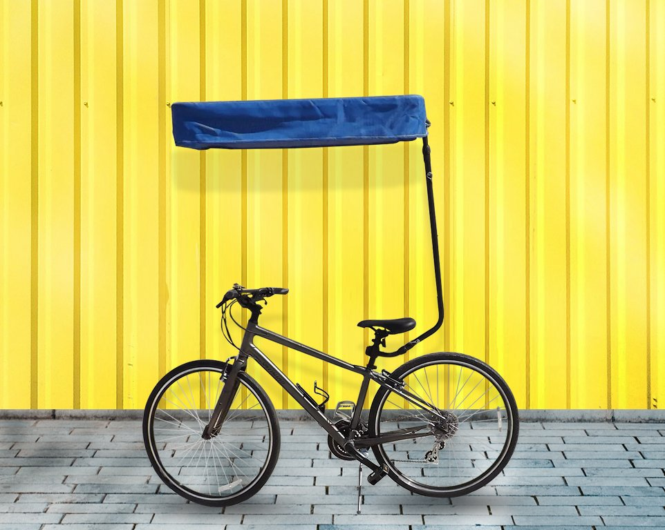 About Bicycle Sunshade