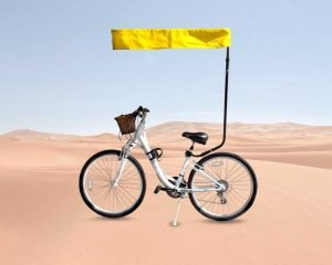 Cool Summer Bicycle Accessory