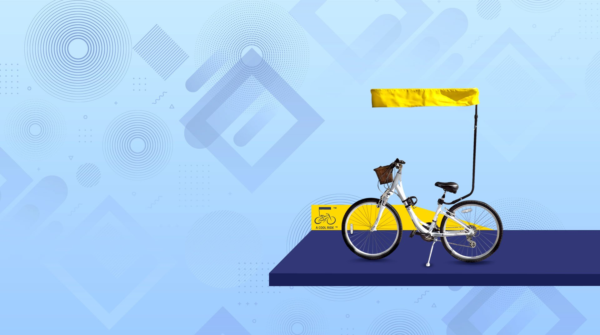 buy canopy for bicycle