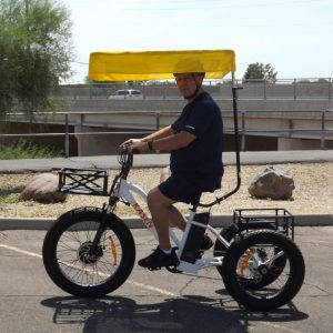 Bicycle Canopy – A Cool Bicycle Accessory for Bicyclists